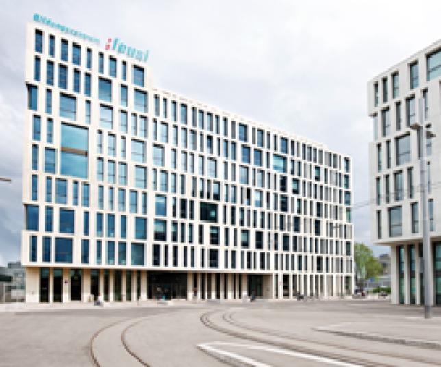 Gebäude Feusi Bildungszentrum Bern