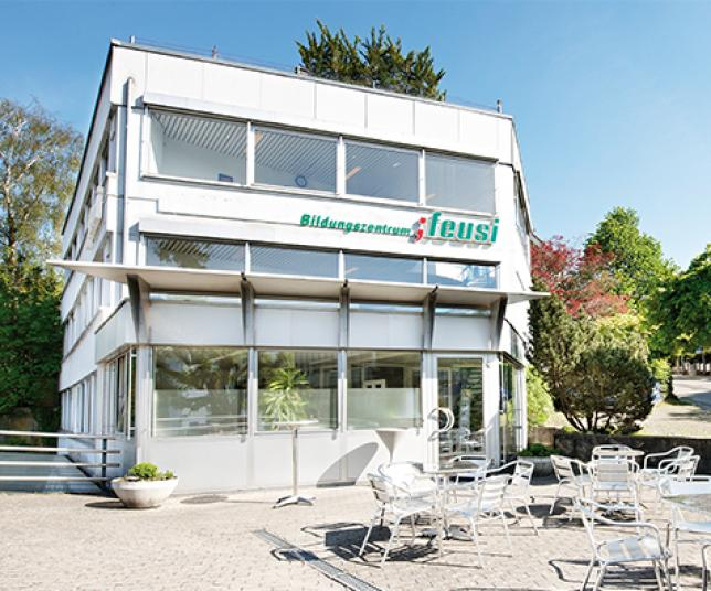 Gebäude Feusi Bildungszentrum Solothurn
