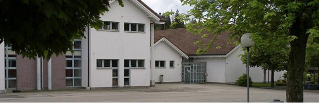 Schulhaus 2, Arnisäge