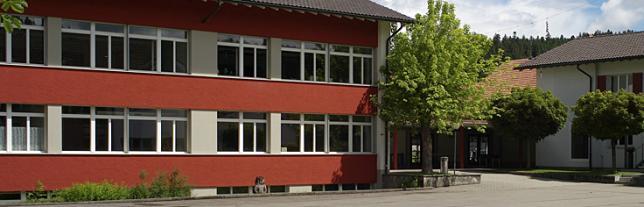 Schulhaus 1, Arnisäge